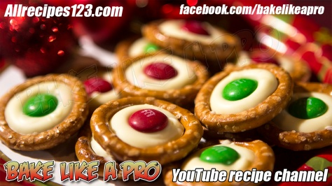 white-chocolate-mms-holiday-pretzels-recipe-bakelikeapro-youtube-channel